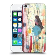 OFFICIAL SYLVIE DEMERS BIRDS 2 Se Laisser Porter Hard Back Case for Apple iPhone 5 / 5s / SE (9_D_1BAC5)