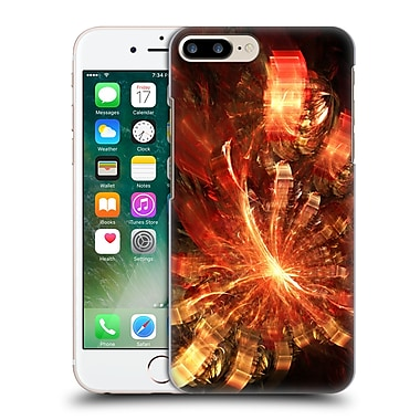 OFFICIAL SVEN FAUTH FRACTALS 3 Fireworks Hard Back Case for Apple iPhone 7 Plus (9_1FA_1DBE8)