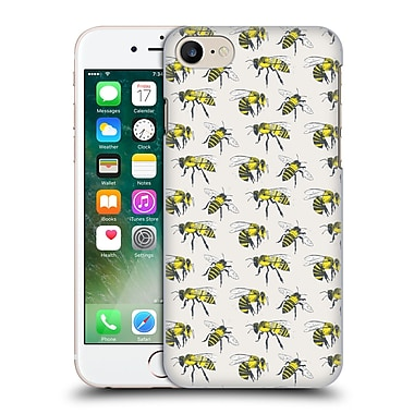 OFFICIAL TRACIE ANDREWS PATTERNS 2 Bees Hard Back Case for Apple iPhone 7 (9_1F9_1D8EF)