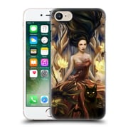 OFFICIAL SELINA FENECH FANTASY Queens of Wands Hard Back Case for Apple iPhone 7 (9_1F9_1A1FB)