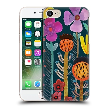OFFICIAL SYLVIE DEMERS FLOWERS Silk Road Hard Back Case for Apple iPhone 7 (9_1F9_1BADA)