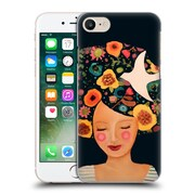 OFFICIAL SYLVIE DEMERS MADAME Rosarita Hard Back Case for Apple iPhone 7 (9_1F9_1BAE2)