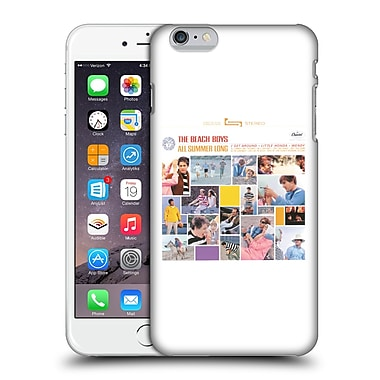 OFFICIAL THE BEACH BOYS ALBUM COVER ART All Summer Long Hard Back Case for Apple iPhone 6 Plus / 6s Plus (9_10_1CBF9)