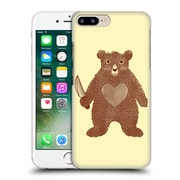 OFFICIAL TOBE FONSECA ANIMALS 2 I Love You Bear Hard Back Case for Apple iPhone 7 Plus (9_1FA_1B522)