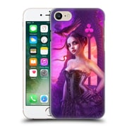 OFFICIAL SHANNON MAER FANTASY PIN UPS Raven Hard Back Case for Apple iPhone 7 (9_1F9_1A57B)