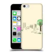 OFFICIAL TOBE FONSECA PLACES 2 Raw Material Hard Back Case for Apple iPhone 5c (9_E_1B540)