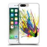 OFFICIAL TOBE FONSECA ANIMALS Colorful Peacock Hard Back Case for Apple iPhone 7 Plus (9_1FA_1AA10)