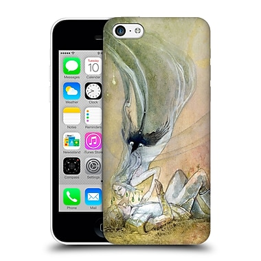 OFFICIAL STEPHANIE LAW FAERIES 9 For A Kiss Hard Back Case for Apple iPhone 5c (9_E_1A6E7)
