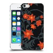 OFFICIAL TRACIE ANDREWS FLORA AND FAUNA 2 Citron Hard Back Case for Apple iPhone 5 / 5s / SE (9_D_1D8E0)
