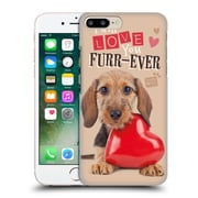 OFFICIAL STUDIO PETS QUOTES Furrever Hard Back Case for Apple iPhone 7 Plus (9_1FA_1DF75)