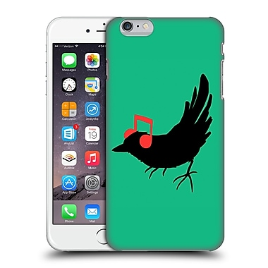 OFFICIAL TOBE FONSECA MUSIC 2 Listening To My Song Hard Back Case for Apple iPhone 6 Plus / 6s Plus (9_10_1B531)