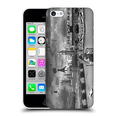 OFFICIAL THOMAS BARBEY CITIES Blown Away BW Hard Back Case for Apple iPhone 5c (9_E_1A3E1)