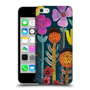 OFFICIAL SYLVIE DEMERS FLOWERS Silk Road Hard Back Case for Apple iPhone 5c (9_E_1BADA)