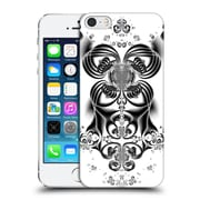 OFFICIAL SVEN FAUTH FRACTALS 3 Freaky Face Hard Back Case for Apple iPhone 5 / 5s / SE (9_D_1DBE9)