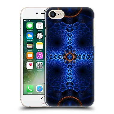 OFFICIAL SVEN FAUTH FRACTALS 2 Wormhole Hard Back Case for Apple iPhone 7 (9_1F9_1D9F1)