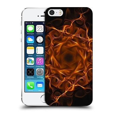 OFFICIAL SVEN FAUTH FRACTALS 3 Rafflesia Hard Back Case for Apple iPhone 5 / 5s / SE (9_D_1DBEE)