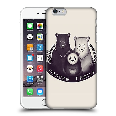 OFFICIAL TOBE FONSECA ANIMALS 2 Modern Family Hard Back Case for Apple iPhone 6 Plus / 6s Plus (9_10_1B523)