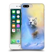 OFFICIAL SHANNON MAER FANTASY ART 2 Ice Tiger Hard Back Case for Apple iPhone 7 Plus (9_1FA_1A572)