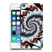 OFFICIAL SVEN FAUTH HELIX Fire & Ice Plastic Hard Back Case for Apple iPhone 5 / 5s / SE (9_D_1C915)