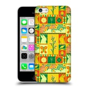 OFFICIAL TOBE FONSECA PATTERNS Spring Square Hard Back Case for Apple iPhone 5c (9_E_1AA1A)
