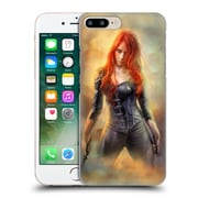 OFFICIAL SHANNON MAER FANTASY PIN UPS Avenging Angel Hard Back Case for Apple iPhone 7 Plus (9_1FA_1A577)