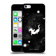OFFICIAL TOBE FONSECA SPACE 2 Otter Space Hard Back Case for Apple iPhone 5c (9_E_1B54C)