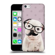 OFFICIAL STUDIO PETS PATTERNS Booth Puppy Hard Back Case for Apple iPhone 5c (9_E_1DF61)