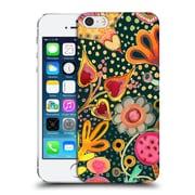 OFFICIAL SYLVIE DEMERS FLOWERS Depuis L'Aurore II Hard Back Case for Apple iPhone 5 / 5s / SE (9_D_1BACF)