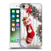OFFICIAL THE MACNEIL STUDIO CHRISTMAS DECORS Stocking Hard Back Case for Apple iPhone 7 (9_1F9_1D538)