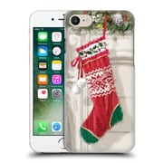 OFFICIAL THE MACNEIL STUDIO CHRISTMAS DECORS Stocking 2 Hard Back Case for Apple iPhone 7 (9_1F9_1D537)