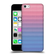 OFFICIAL SPIRES FADES Pinky Blue Hard Back Case for Apple iPhone 5c (9_E_1D9CE)