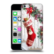 OFFICIAL THE MACNEIL STUDIO CHRISTMAS DECORS Stocking Hard Back Case for Apple iPhone 5c (9_E_1D538)