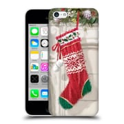 OFFICIAL THE MACNEIL STUDIO CHRISTMAS DECORS Stocking 2 Hard Back Case for Apple iPhone 5c (9_E_1D537)
