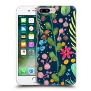 OFFICIAL SYLVIE DEMERS FLOWERS Les Prairies Navy Hard Back Case for Apple iPhone 7 Plus (9_1FA_1BAD5)