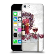 OFFICIAL THE MACNEIL STUDIO CHRISTMAS DECORS Winter Wine Hard Back Case for Apple iPhone 5c (9_E_1D53B)