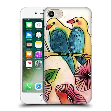 OFFICIAL SYLVIE DEMERS BIRDS Ou Que Tu Sois Hard Back Case for Apple iPhone 7 (9_1F9_1BABF)