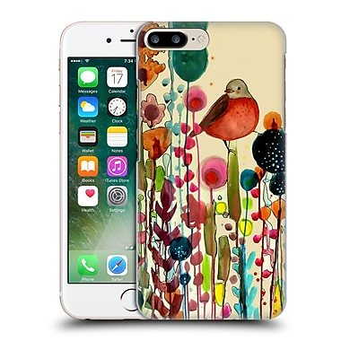 OFFICIAL SYLVIE DEMERS FLOWERS Fiesta Hard Back Case for Apple iPhone 7 Plus (9_1FA_1BAD2)
