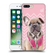 OFFICIAL STUDIO PETS PATTERNS Doggy Jay Hard Back Case for Apple iPhone 7 Plus (9_1FA_1DF69)