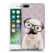 OFFICIAL STUDIO PETS PATTERNS Booth Puppy Hard Back Case for Apple iPhone 7 Plus (9_1FA_1DF61)