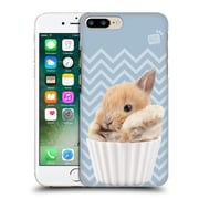 OFFICIAL STUDIO PETS PATTERNS Bunny Hard Back Case for Apple iPhone 7 Plus (9_1FA_1DF6B)