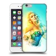 OFFICIAL SHANNON MAER ILLUSTRATIONS Blue Corset Hard Back Case for Apple iPhone 6 Plus / 6s Plus (9_10_1A569)