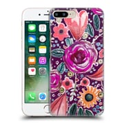 OFFICIAL SYLVIE DEMERS FLOWERS Sevilla 2 Hard Back Case for Apple iPhone 7 Plus (9_1FA_1BAD9)