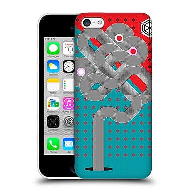OFFICIAL SPIRES ILLUSTRATION Identity Road Hard Back Case for Apple iPhone 5c (9_E_1D9DA)