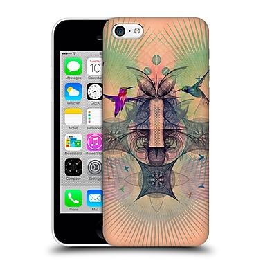 OFFICIAL SPIRES ILLUSTRATION The Hummingbird Dimension Hard Back Case for Apple iPhone 5c (9_E_1D9DE)