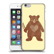 OFFICIAL TOBE FONSECA ANIMALS 2 I Love You Bear Hard Back Case for Apple iPhone 6 Plus / 6s Plus (9_10_1B522)