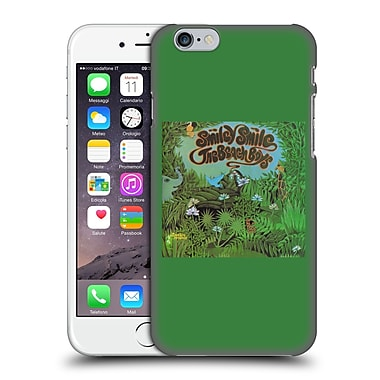 OFFICIAL THE BEACH BOYS ALBUM COVER ART Smiley Smile Hard Back Case for Apple iPhone 6 / 6s (9_F_1CBF6)