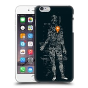 OFFICIAL TOBE FONSECA ANATOMY 2 Travel With Me Hard Back Case for Apple iPhone 6 Plus / 6s Plus (9_10_1B51D)