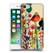 OFFICIAL SYLVIE DEMERS FLOWERS Fiesta Hard Back Case for Apple iPhone 7 (9_1F9_1BAD2)