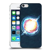 OFFICIAL TRACIE ANDREWS SPACE Supernova Hard Back Case for Apple iPhone 5 / 5s / SE (9_D_1A6D7)