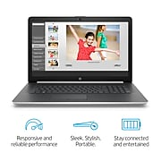 "HP 17-by1061st 17.3"" Laptop, Intel Core i3-8145U Processor, 8GB Memory, 1TB Hard Drive, Win 10 Home"